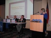 Chris Adams serving on NCTA panel