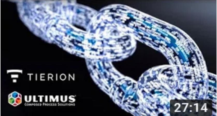 blockchain digital process automation