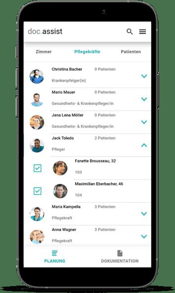doc.assist mobile app