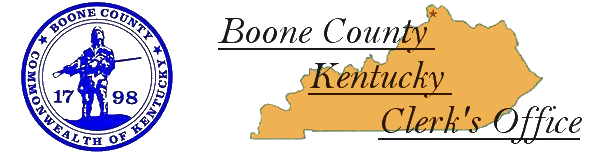 Boone County Government Automation