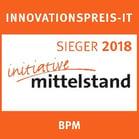 German 2018 IT-Innovation Award Icon