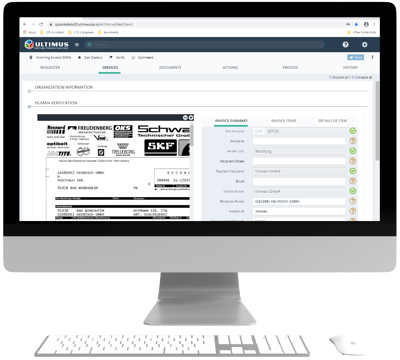 Invoice Control Solution Starter